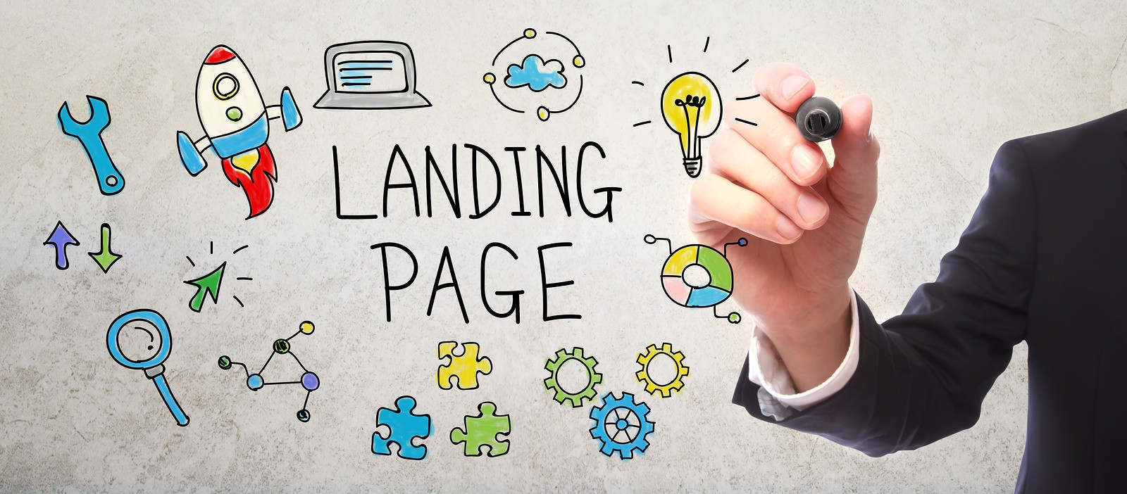 7 видов посадочных страниц для вашего бизнеса