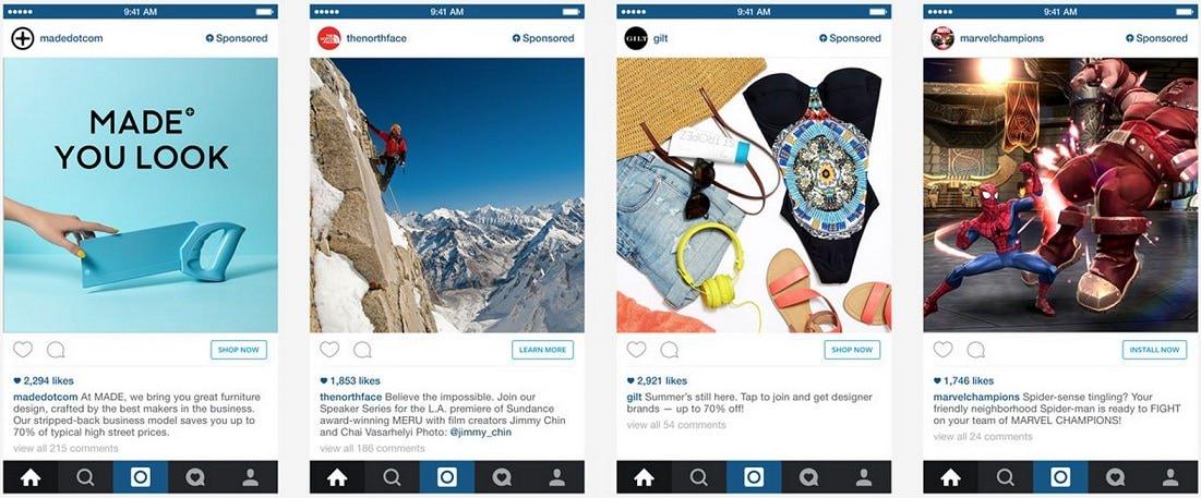 Как должна выглядеть хорошая реклама в Инстаграм