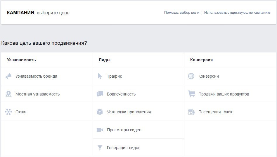 Реклама в фейсбук, как её настраивать