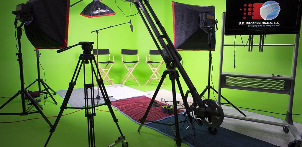 Ооборудование для видеоблога